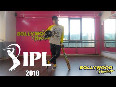 IPL -2018 | Tune | Choreography by Hitesh Rathod.