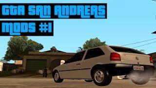 MODS #1 - GOL 1997 - GTA San Andreas