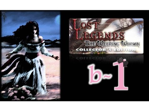Lost Legends: The Weeping Woman (CE) - Bonus Ep1 - w/Wardfire |