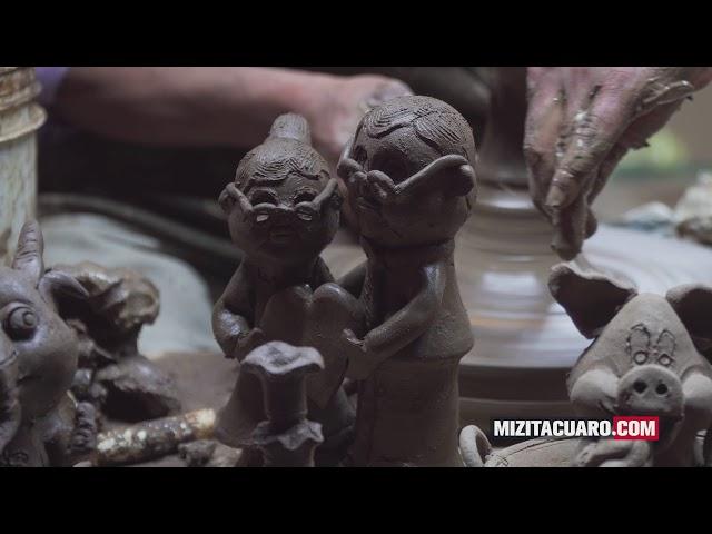 ¿Qué tal las artesanías de la Feria Monarca Zitácuaro? ¿Ya fueron?