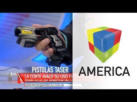 La Corte Suprema avaló que la Metropolitana utilice pistolas Taser