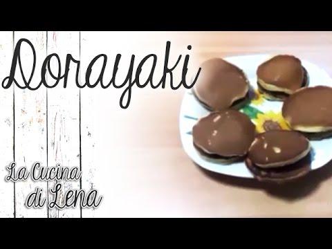 Dorayaki Ricetta (Dorayaki Recipe)
