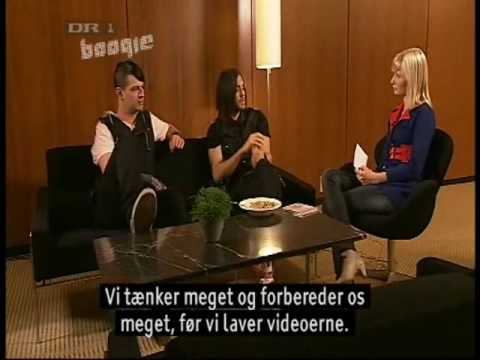 """30 Seconds To Mars - Interview """"Boogie TV"""" Denmark 2007 HQ [part 2]"""