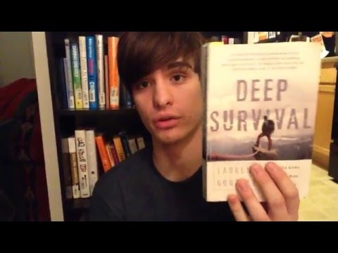 Deep Survival by Laurence Gonzales (book review)
