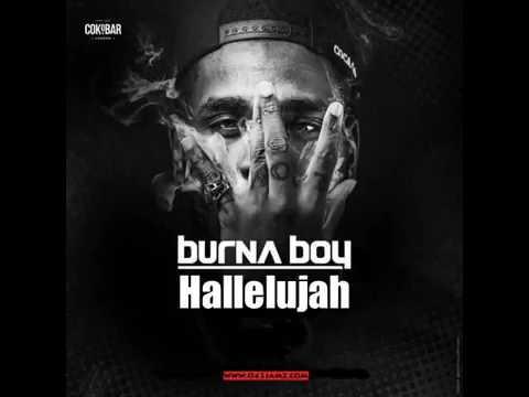 BURNA BOY - HALLELUJAH (OFFICIAL AUDIO)