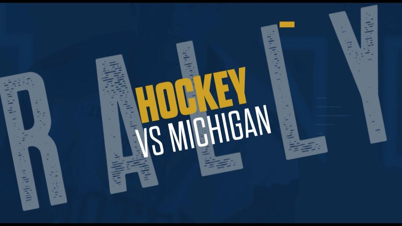 NDHockey | Highlights vs. Michigan (11.27.20)