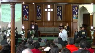 2015년 교회학교 성탄 발표회 (성극)