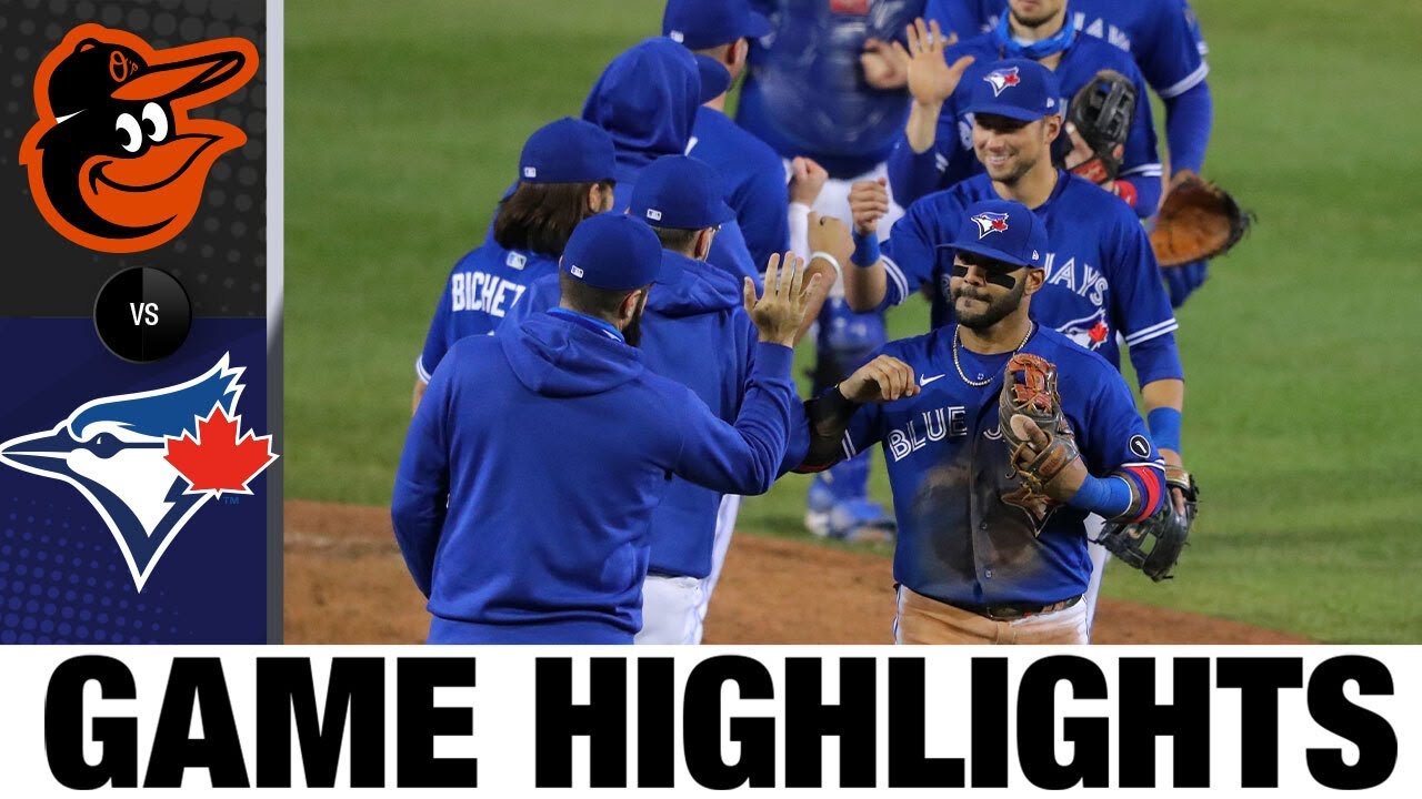Biggio, Grichuk homer in Blue Jays' 5-2 win | Orioles-Blue Jays Game Highlights 9/26/20