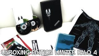 Review & Unboxing Halo 4 Limited Édition X360 | PgunMan