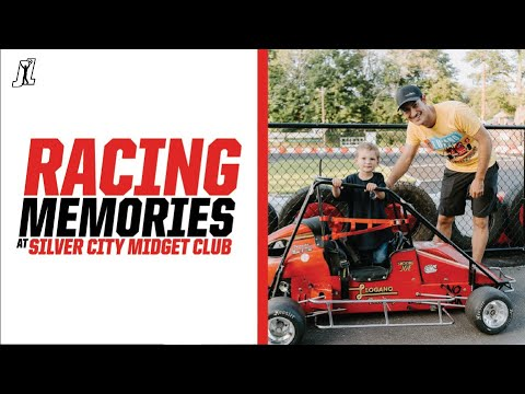 Racing Memories at Silver City Midget Club in Meriden, CT with Joey Logano