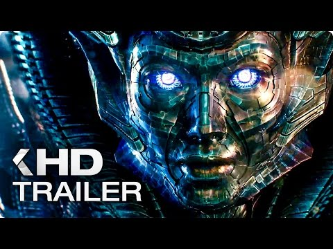 трейлер 2017 - TRANSFORMERS 5: The Last Knight Trailer 4 (2017)