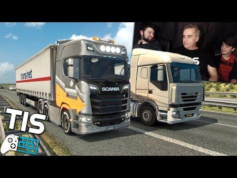 Παίζουμε Euro Truck Simulator 2 | #17 - Βόλτα με το Νέο Scania!