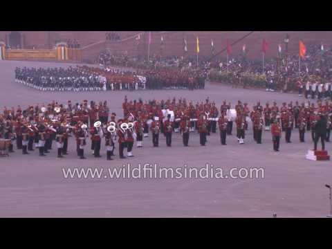 'Mera Mulk Mera Desh' by Indian Military band