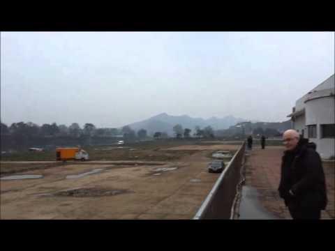 Liuyang Firework City in Hunan Province