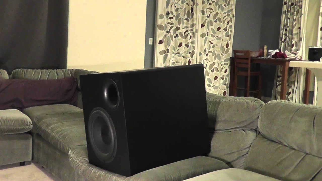 easy guide to home theater subwoofer placement - youtube