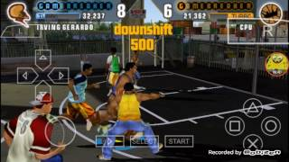 NBA Street Showdown,PPSSPP ANDROID