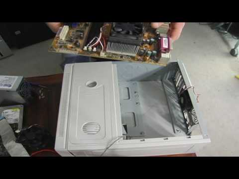 Computer Hardware : How to Install a Motherboard