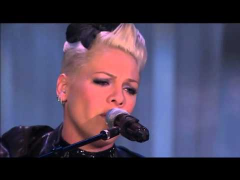Pink - I Don't Believe You - Live OPRAH - HD 1080p