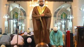 sheikh abdul karim fatani al makki الشيخ عبدالكريم فطان isya