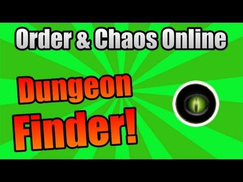 Order & Chaos Online - Dungeon Finder!