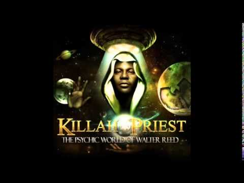 Killah Priest - Brilliantaire - The Psychic World Of Walter Reed