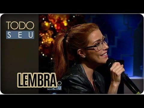 Lembra | Luiza Possi - Todo Seu (05/12/17)