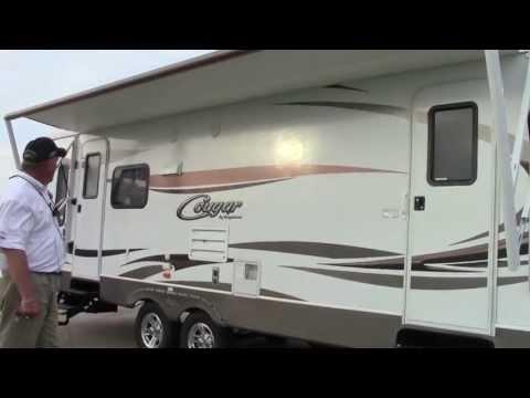 Cougar xlite 28rls travel trailer