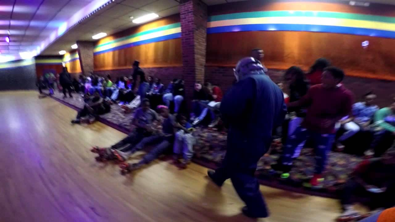 Scary skate at the rivergate skate center youtube for The rivergate