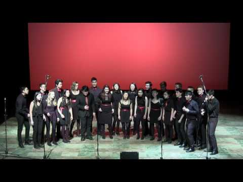 UBC A Cappella - 'Rivers And Roads' - The Head And The Heart