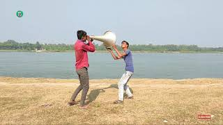 Must Watch New Funny Videos   Top New Comedy Video 2020   By SR TV