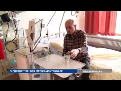 Elektronische Krankenhausapotheke