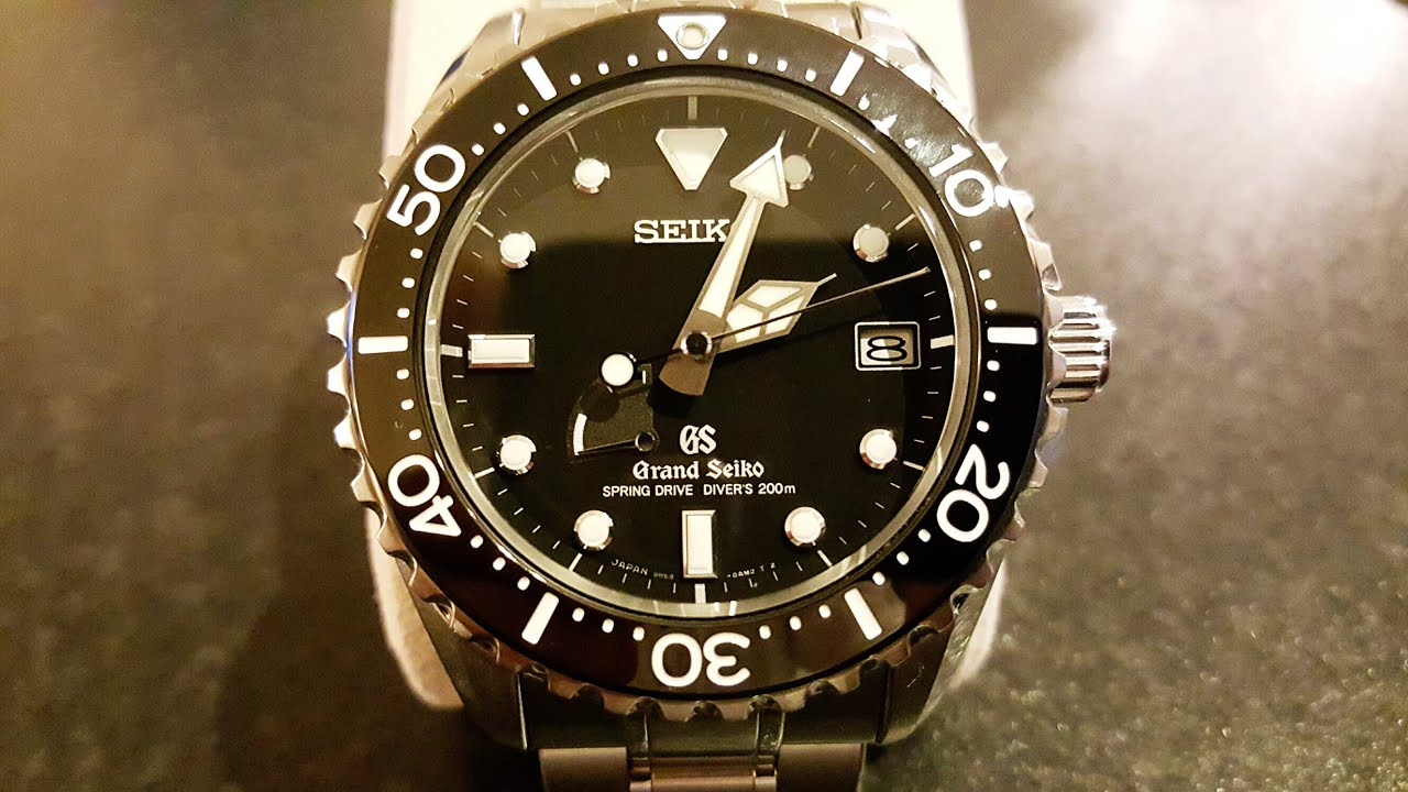 products seiko shop black soldier grand dial hodinkee watches