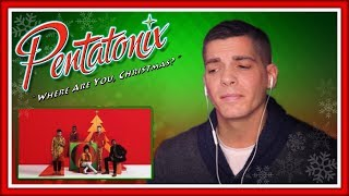 "Pentatonix First Listen | Form Setter Reacts to ""Where Are You, Christmas?"""