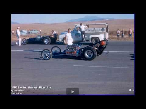 1959 December Riverside Raceway IVO Twin vs. Valley Home