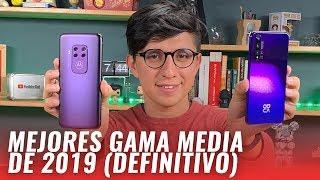Los mejores Android gama media de todo 2019