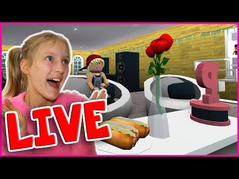 Roblox Ronaldomg Bloxburg Bloxburg Live Stream Youtube