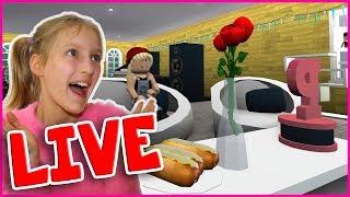 Bloxburg Live Stream!