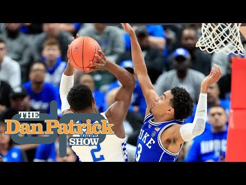Duke's size, length puts them in class of its own I NCAA Basketball I NBC Sports
