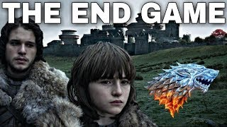 House Stark of Winterfell: Their True Purpose? - Game of Thrones Season 8 (End Game Theory)