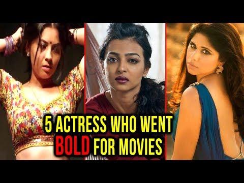 Marathi Actress Who Went Bold For Various Movies | Sai Tamhankar, Sonalee Kulkarni & Radhika Apte