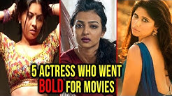 Marathi Actress Who Went Bold For Various Movies | Sai Tamhankar, Sonalee Kulkarni & Radhika Apte