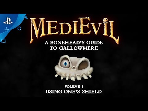MediEvil video series offers guidance to surviving Gallowmere