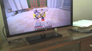 대우 TV 에서 유트브!!!
