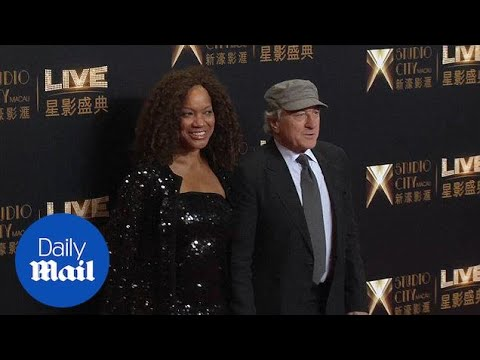 Robert DeNiro joined by wife Grace Hightower at casino launch  Daily Mail