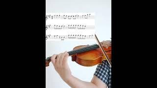 ️원더걸스 Be My Baby 악보 바이올린 연주