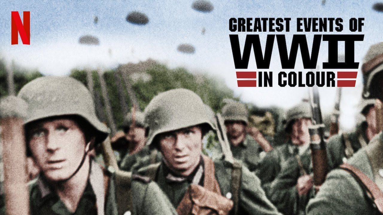 TV REVIEW | Greatest Events of World War Two in Colour (Season 1) - YouTube