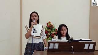 Hidup menurut jalan yang ditunjukkan Tuhan  Ibadah Perjamuan Kudus