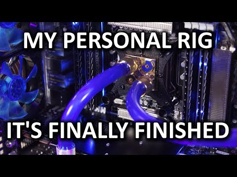 Personal Rig Update 2012 Part 17 - IT'S FINALLY DONE! Project Summary & Deluxe Tour