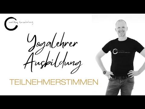 Yogalehrer Ausbildung in Köln | Das sagen die Teilnehmer