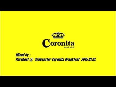 Purebeat Live @ Szilveszter Coronita Breakfast 2015.01.01.